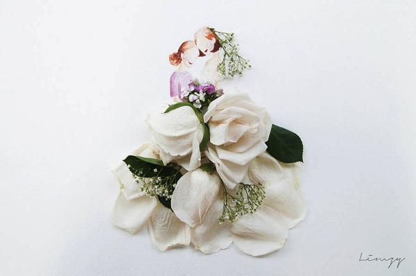 flowers dresses