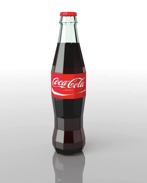 Reimage Coca Cola Bottle