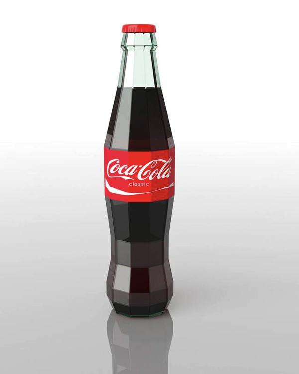 これはかっこいい!有名なデザイナーが考えたコカコーラの新しいボトル