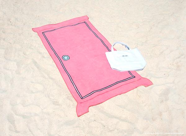 doraemon beach goods