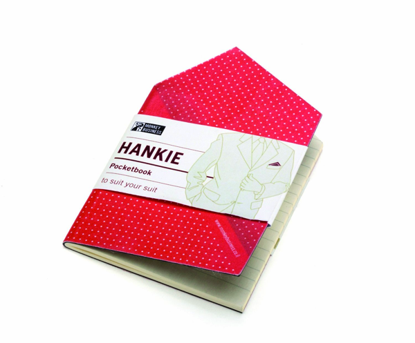 Hankie pocketbook