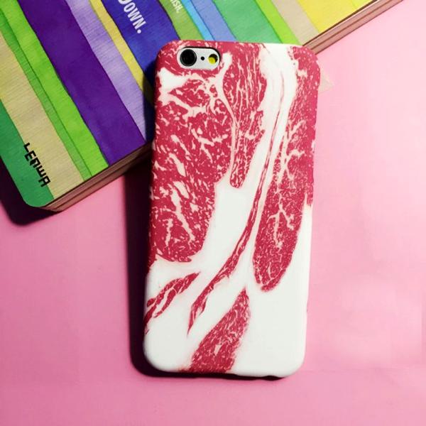 Beef iPhone Case