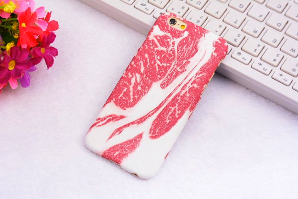 Beef iPhone Case