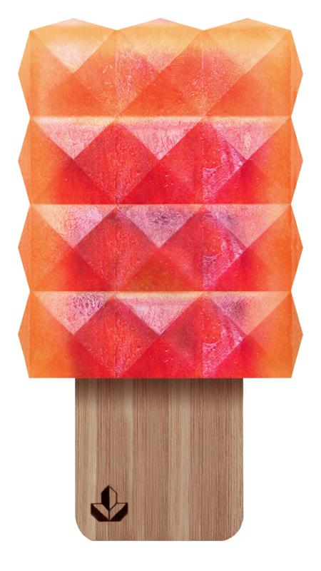 宝石みたい!NYで話題の芸術的美しさのアイスキャンディー