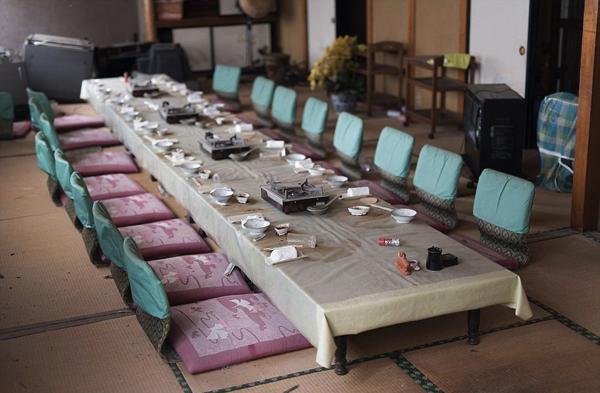 fukushima has been abandoned