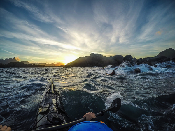 The Zen Of Kayaking