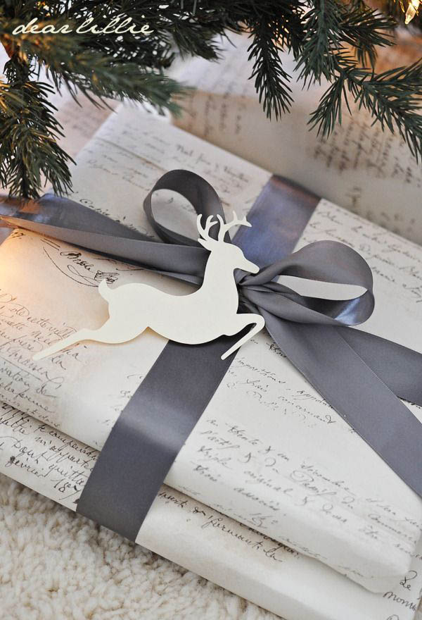 サンタさん必見!クリスマスプレゼントのステキなラッピングアイデア40選