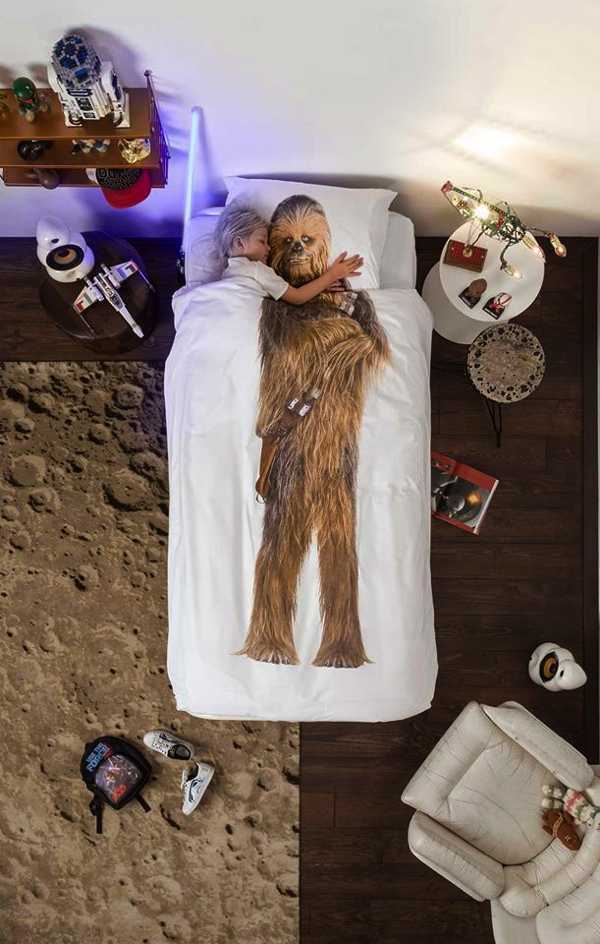 Snurk Star Wars Bedding