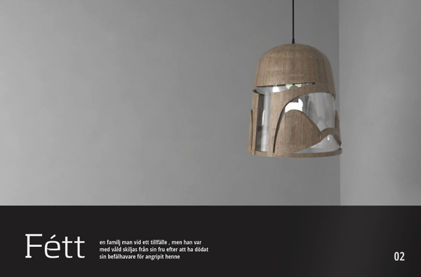 STAR WARS LIGHTING