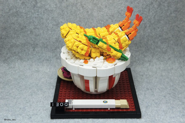 lego food sample