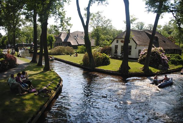 village giethoorn