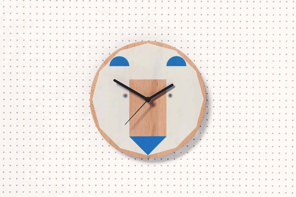 creative zoo clocks
