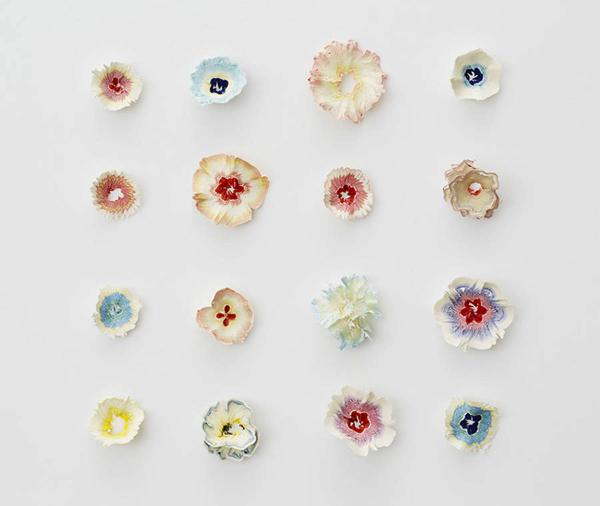 絵を描けなくても美しい花びらが生まれる色鉛筆