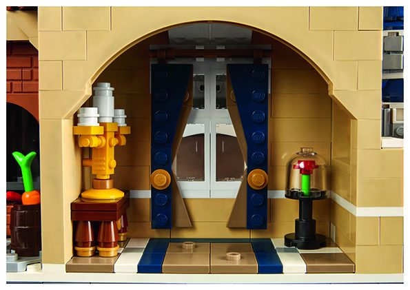 LEGO The Disney Castle