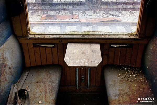 Abandoned Orient Express