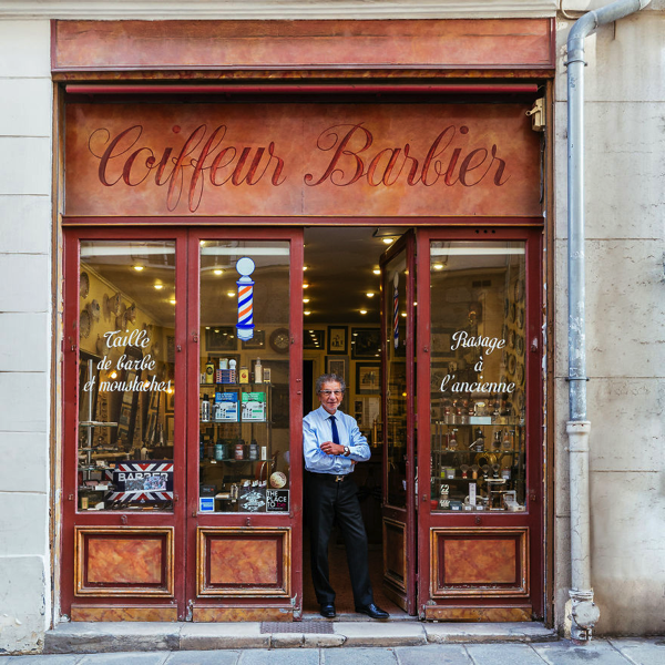 Parisian Storefronts
