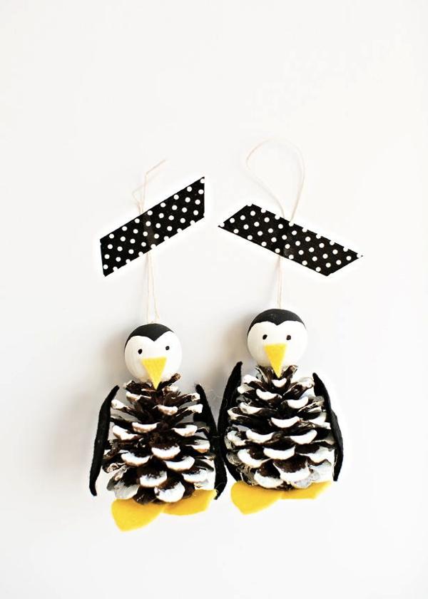 松ぼっくり大活躍!クリスマスの飾り付けに取り入れたいアイデアアレンジ30選