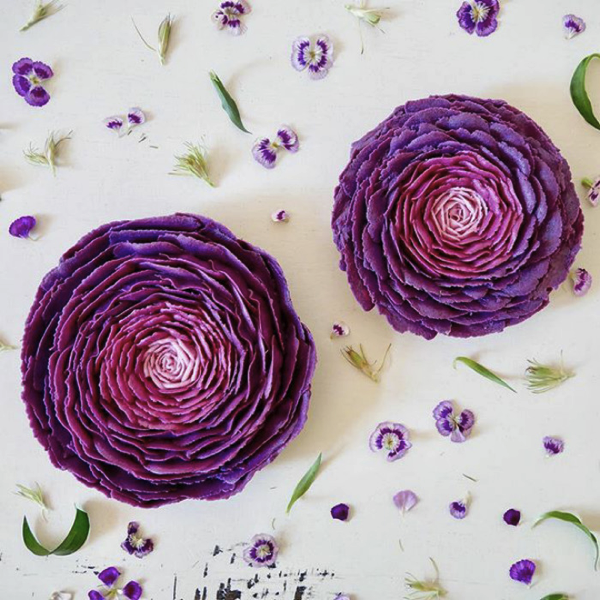 Beautiful Raw Vegan Cakes