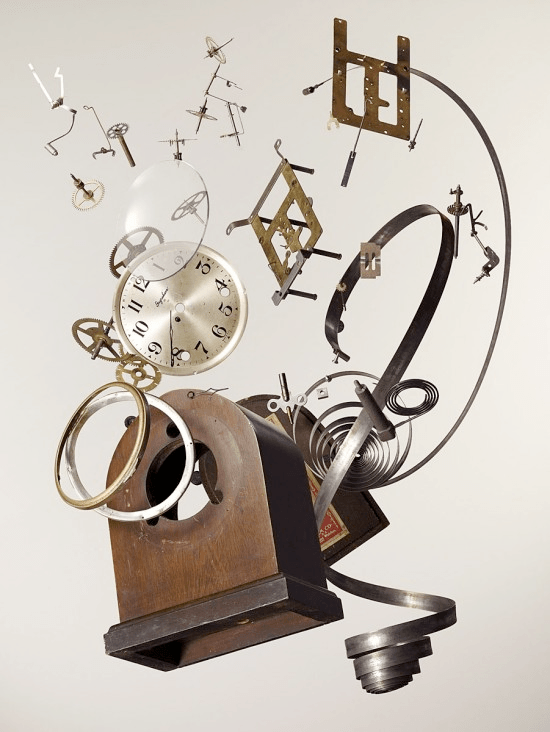 Disassembled Objects