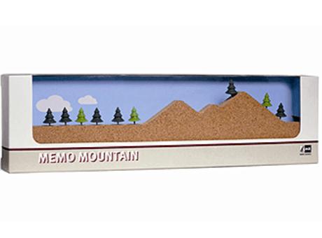 Bulletin Board Memo Mountain