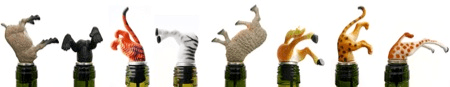 Animal Wine Stopper
