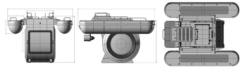 personal semi-submarine