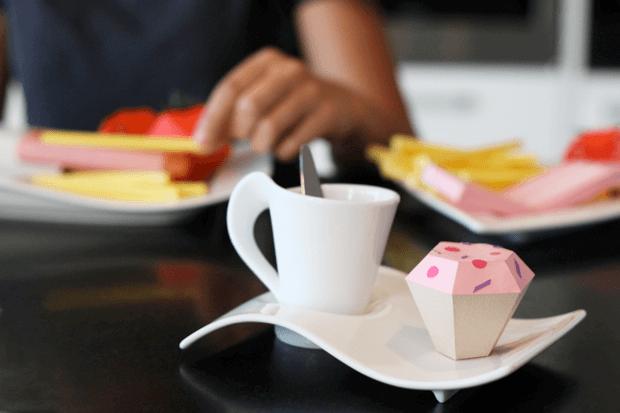 Paper Breakfast
