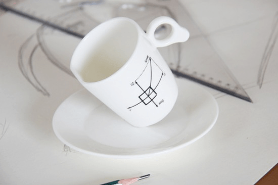 Zero Gravity Mug