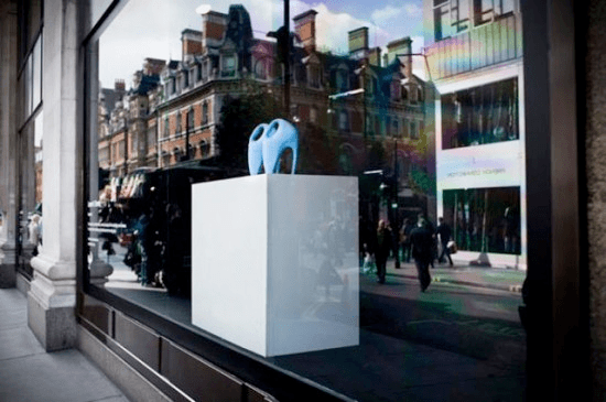 Window Installations for Selfridges