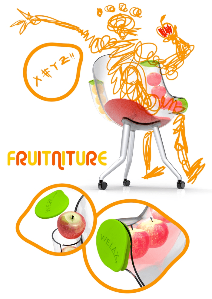 Fruitniture