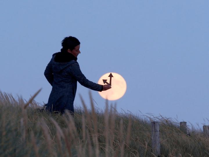 Charming Moon