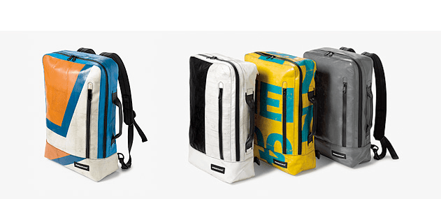 FREITAG F48 HAZZARD Backpack