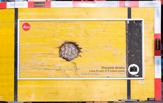 Leica Sharpest Details