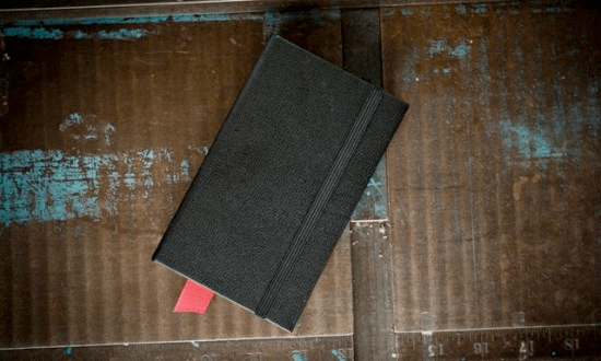 The Little Black Book & The Case
