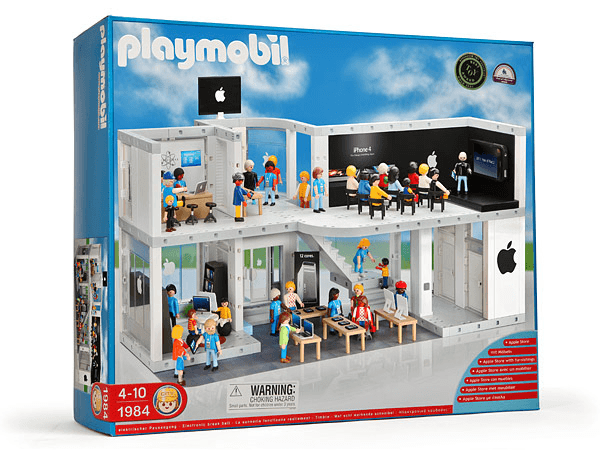PLAYMOBIL Apple Store Playset