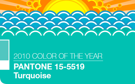 2011 COLOR OF THE YEAR
