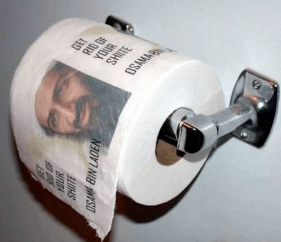 whackiest toilet paper design