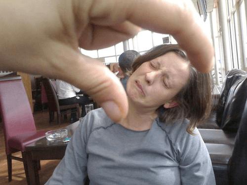 Unusual Angle