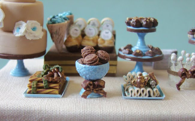 Miniature Food Art