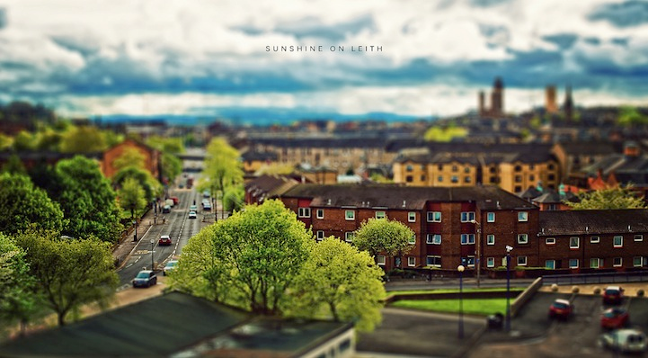 Tilt-Shift City