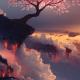 幻想的すぎる。。崖の上に咲く桜から空を覆うオーロラまで、美しすぎる写真 - Fantastic Photo -