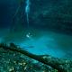どうなってるの?!幻想的すぎる湖底に流れる奇跡の川 - Underwater River