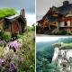 小人とか住んでそう!絵本の中の世界のようなメルヘンなお家15選 - Storybook Cottage Homes