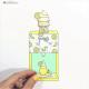 言葉はいらない!かわいいイラストが動き回るキュートなストップモーションアニメ