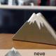 スタイリッシュ富士山!ペーパーナプキンが雪化粧になるペーパーホルダー