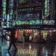 なぜか漂う異国感。夜の東京に迷い込んでしまう写真