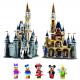 真打登場!あのシンデレラ城がセットになってついにレゴで発売に!