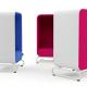 個室のような空間を作るボックス型のイス - The Box Lounger -